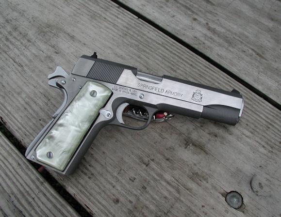 Springfield MilSpec Problem Child: 2012 Edition | The Sixgun