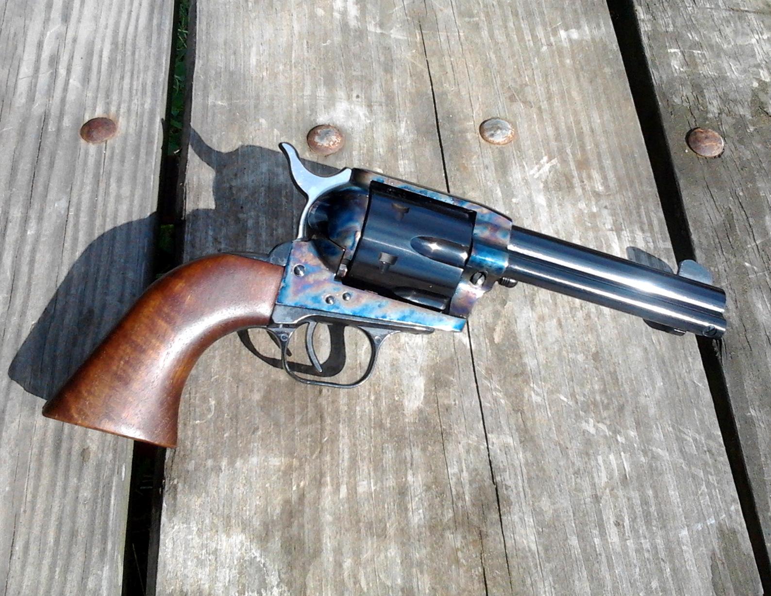 EAA's Bounty Hunter Single Action 45 Colt   The Sixgun Journal